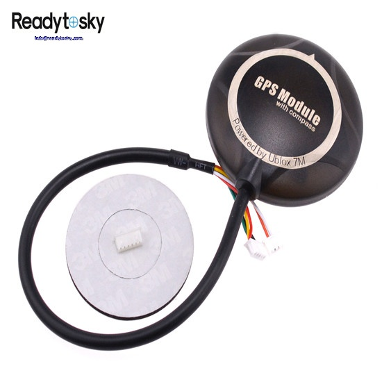 Ublox NEO 7M GPS with Compass Case For APM2 6 APM2 5 flight