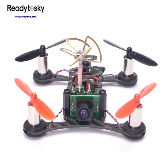Micro Mini Qx95 95mm Frame Mini Fpv Rc Carbon Fiber Quadcopter Frame Kit 8520 Coreless Motor 55mm Propeller